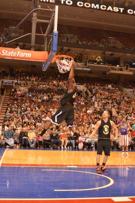 Photo courtesy of Harlem Globetrotters