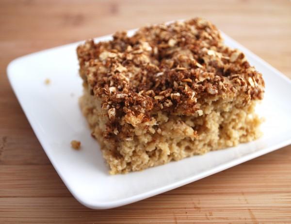 Cinnamon-Streusel-Coffee-Cake