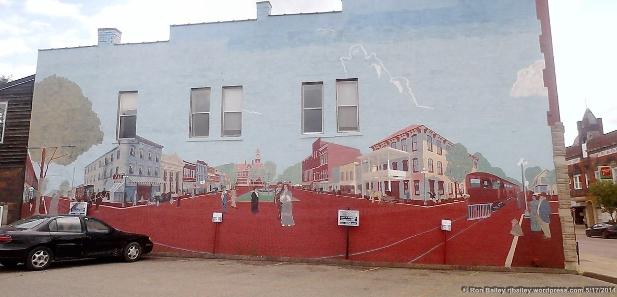 WPC: The Artsy Side ofNelsonville
