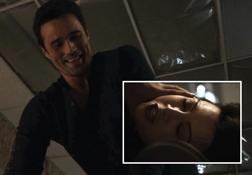 Agents Of Shield Ward And May Hook Up