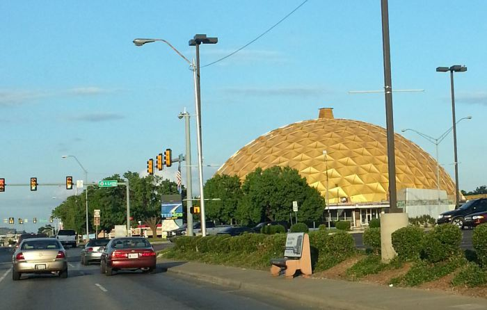 gold dome 1