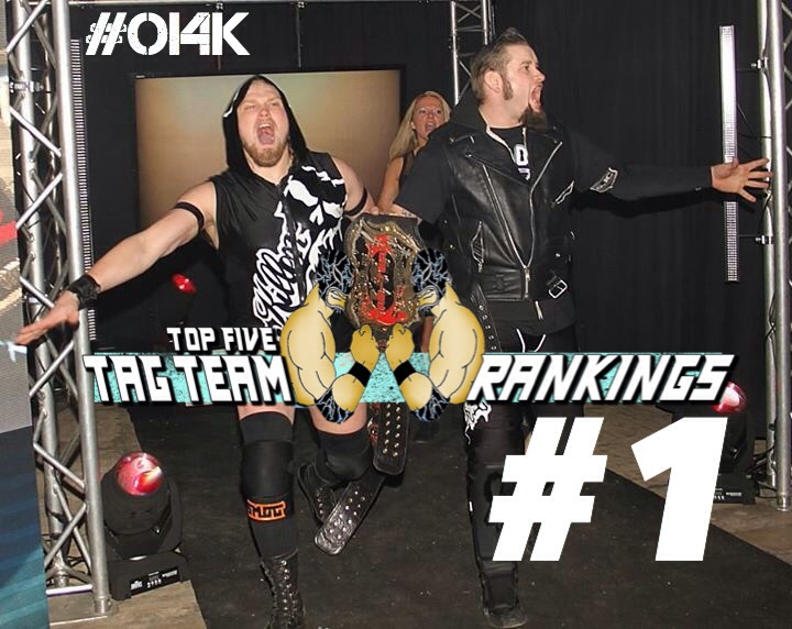 Tag Team Top 5 for the Week of March 2nd,2015