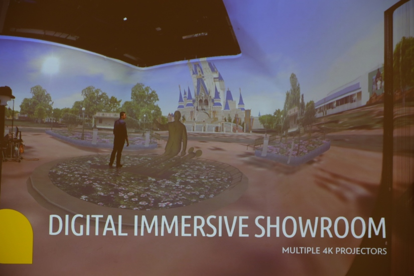 How Disney Thinks About Virtual Reality For Its ThemeParks