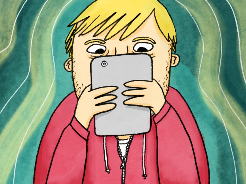 Study: Smartphones are addictive, and can increase narcissistic tendencies (Also, water iswet)
