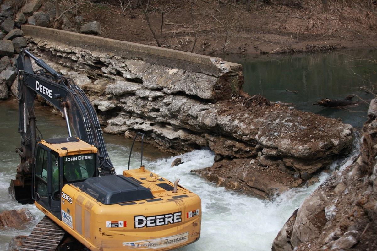 Restoring rivers in SouthwestVirginia