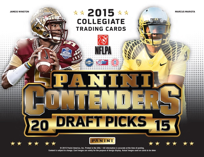 Panini America 2015 Contenders Draft Picks Football Main BLOG