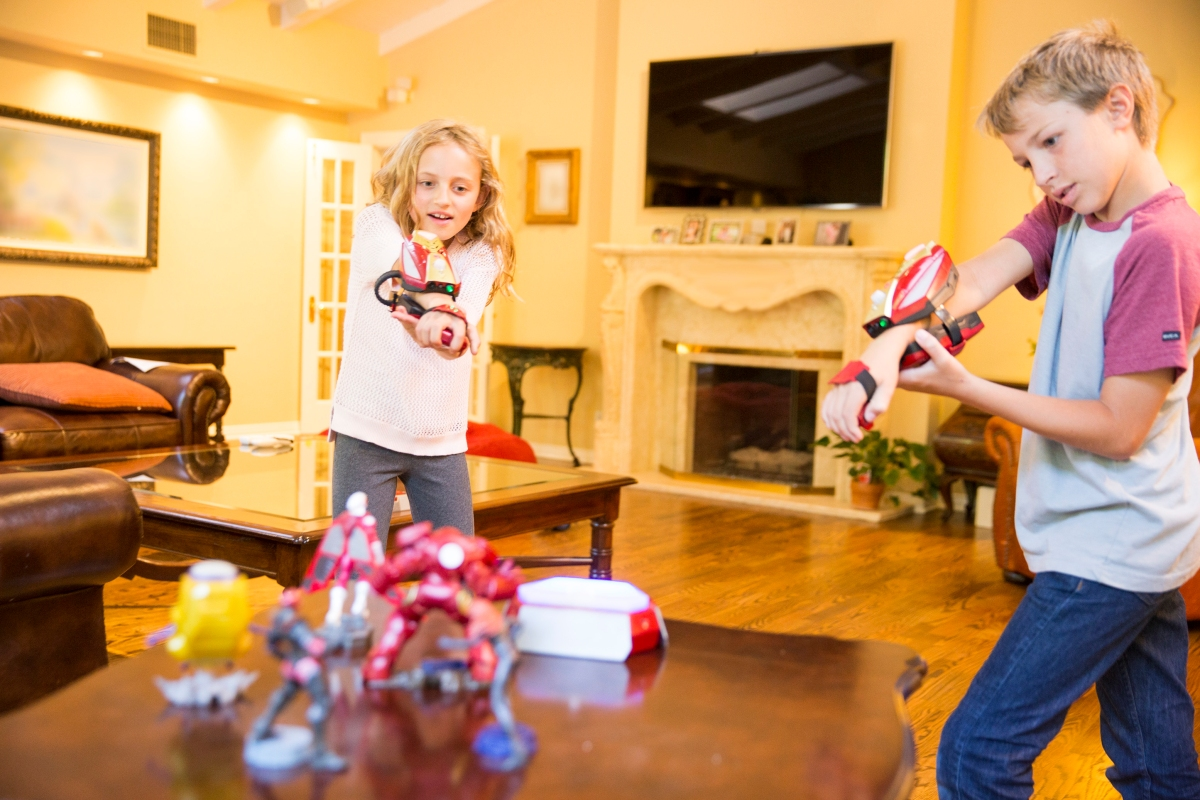 Disney Playmation Combines Wearables, Connected Toys And Marvel'sAvengers