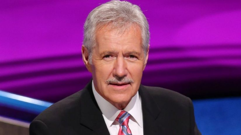 Alex Trebek rapped the 'Fresh Prince of Bel Air' theme on Jeopardy!