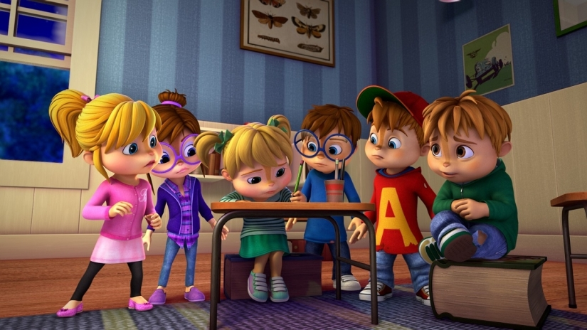 Nickelodeon Picks Up U.S. Rights to 'Alvinnn!!! and the Chipmunks'