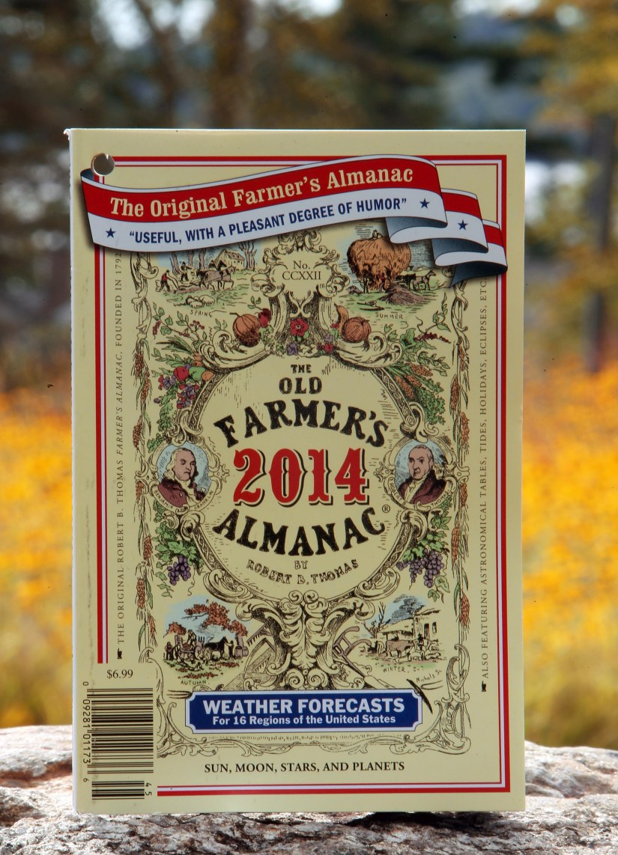 Farmer's Almanac Warns of Cold, SnowyWinter