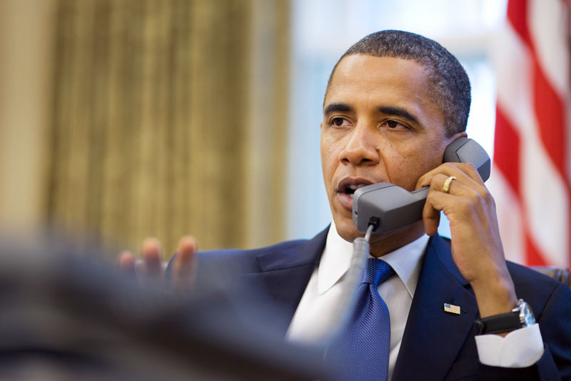 Obama Is #TeamSpotify, White House Releases Two#POTUSPlaylists